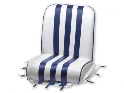 Montage d'une garniture de siège avant de Méhari