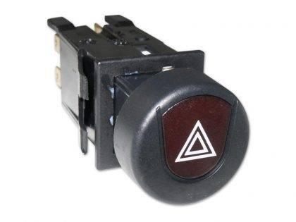 Branchement d'un bouton Warning pour une Mehari nouveau modèle