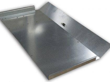 Dimension du plancher 2CV adaptable 1 pièce