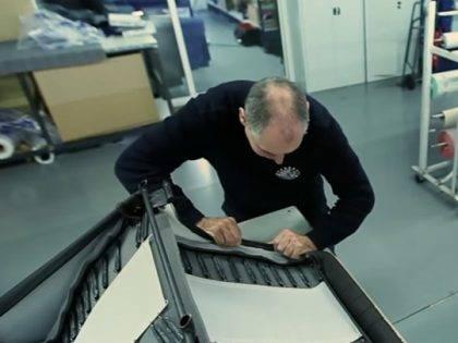 Comment remplacer une garniture de siège avant de 2CV avec rabats ?