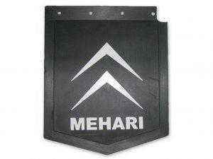Monter des bavettes arrière pour Méhari