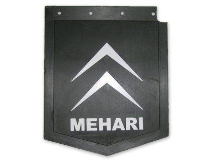 Montage bavettes arrière pour Méhari