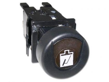 Branchement d'un bouton de contrôle du niveau liquide de frein pour une Mehari nouveau modèle