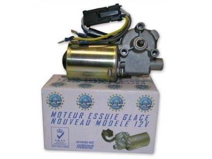Remplacement moteur d'essuie-glace Méhari nouveau modèle